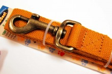 Organic dog leash