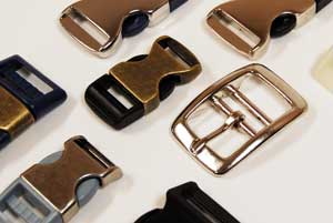 dog leash hardware and buckles