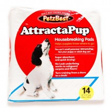 AttractaPup pads